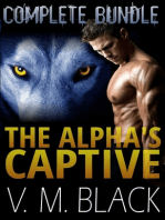 The Alpha's Captive Complete Bundle