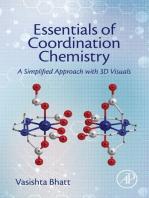 Essentials of Coordination Chemistry