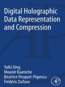 Digital Holographic Data Representation and Compression
