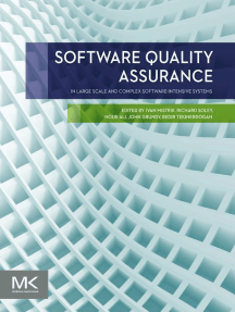 Software Quality Assurance: In Large Scale and Complex Software-intensive Systems