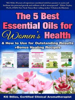 The 5 Best Essential Oils for Women's Health & How to Use for Outstanding Results +Bonus Healing Recipes