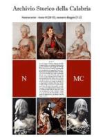 Archivio Storico della Calabria - Nuova Serie - Numero 5