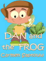 Dan and the Frog