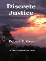 Discrete Justice (A Discrete Inquiries Novel, #2)