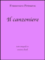Il canzoniere di Francesco Petrarca in ebook