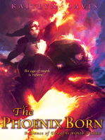 The Phoenix Born (A Dance of Dragons #3)