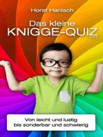 Das kleine Knigge-Quiz 2100