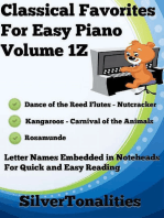 Classical Favorites for Easy Piano Volume 1 Z