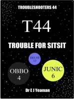 Trouble for Sitsit (Troubleshooters 44)