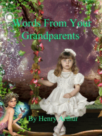 Words From Your Grandparents