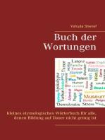 Buch der Wortungen
