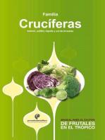 Manual para el cultivo de hortalizas. Familia Crucíferas