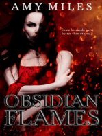 Obsidian Flames (A Short Tale)