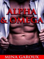 Alpha & Omega (M/M Shifter Romance)