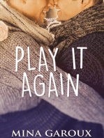 Play It Again (M/M Romance)