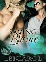 Saving Blaine