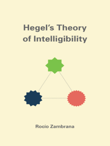 Hegel's Theory of Intelligibility