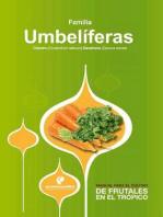 Manual para el cultivo de hortalizas. Familia Umbelíferas