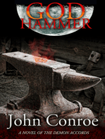 God Hammer, A novel of the Demon Accords