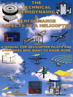 The Technical, Aerodynamic & Performance Aspects of a Helicopter