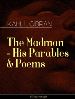 The Madman - His Parables & Poems (Illustrated)