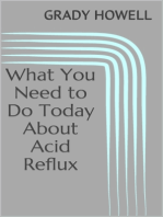 What You Need to Do Today About Acid Reflux