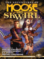 The Adventures of Moose and Skwirl