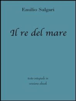 Il re del mare di Emilio Salgari in ebook