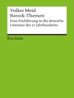 Barock-Themen