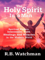 The Holy Spirit in a Man