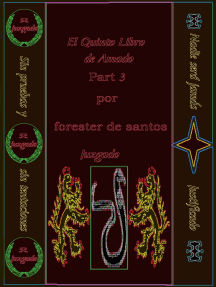 El Quinto Libro de Amado Parte 3
