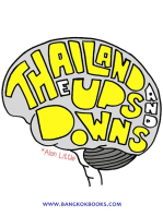 Thailand - The Ups and Downs