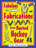 Fabulous Fabrications from Busted Hockey Gear