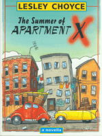 The Summer of Apartment X