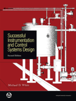Successful Instrumentation and Control Systems Design, Second Edition