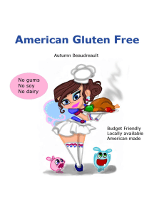 American Gluten Free
