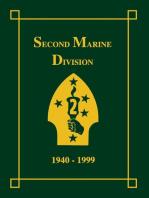 Second Marine Division, 1940-1999