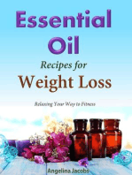 Essential Oil Recipes For Weight Loss Relaxing Your Way to Fitness
