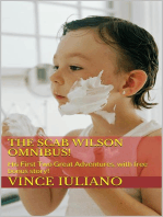 The Scab Wilson Omnibus!