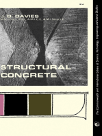 Structural Concrete: The Commonwealth and International Library: Structures and Solid Body Mechanics Division