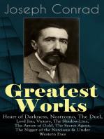 Greatest Works of Joseph Conrad