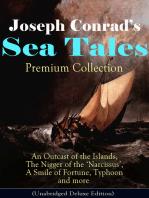 Joseph Conrad's Sea Tales - Premium Collection