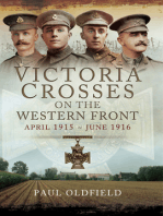 Victoria Crosses on the Western Front