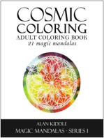 Cosmic Coloring (Magic Mandalas Series 1, #1)