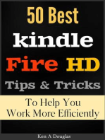 50 Best Kindle Fire HD Tips and Tricks To Help You Work More Efficiently