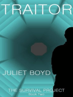 Traitor (The Survival Project Duology, #2)
