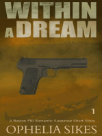 Within a Dream - a Boston FBI Romantic Suspense Short Story