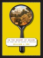 In The Desert Of Desire