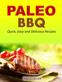 Paleo BBQ Quick, Easy and Delicious Recipes