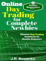 Online Day Trading for Complete Newbies (Beginner Investor and Trader series)
